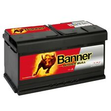 Banner P8820 Power Bull 88Ah Batteria Auto Pronto All'Uso
