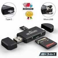 SanFlash PRO USB 3.0 Card Reader Works for Samsung SM-J730F Adapter to Directly Read at 5Gbps Your MicroSDHC MicroSDXC Cards