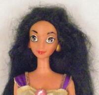 Disney Princess Jasmine Doll Mattel Aladdin Barbie Clone Fashion Doll