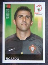 PANINI EURO 2008 - RICARDO PORTUGAL #104
