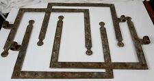 4 ancienne charniere penture charniere porte volet hinge wrought iron