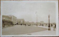 Havana/Habana, Cuba 1915 AZO Realphoto Postcard: Malecon View
