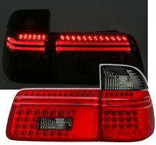LED Rückleuchten Set in Rot Smoke für 5er BMW E39 Touring Kombi Heckleuchten