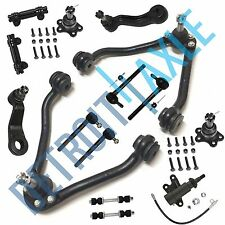 15pc Front Upper Control Arm Ball Joint Kit 2WD Chevy GMC C2500 C3500 8600GVW