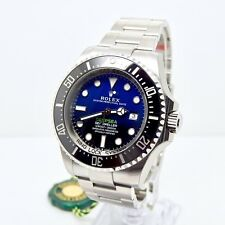 Rolex Sea-Dweller Deepsea D BLUE 126660 2018 Box & Papers BRAND NEW/UNWORN