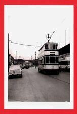 Tram Photo ~ Sheffield 276: 1937 Queens Rd Domed Car - on t'Wicker: Darnall Svc