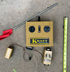 KRAFT SYSTEMS RC Transmitter Series SEVENTY TWO VISTA,Ca With Receiver &