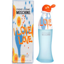 MOSCHINO CHEAP AND CHIC I LOVE EAU DE TOILETTE FEMME 100ml VAPO NEUF BLISTER