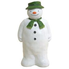 RAYMOND BRIGGS THE SNOWMAN CHRISTMAS CAKE TOPPER RESIN FIGURE!