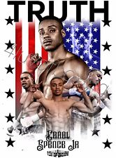 Errol Spence Jr WH Boxing Poster 4LUVofBOXING ESJ 11x17 New