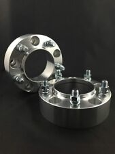 4pc Hubcentric Wheel Spacers | 5x150 to 5x150 | 50mm 2 Inch For Lexus Toyota