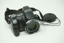 Sony Cybershot Super Steady Shot DSC-H5 Black Digital Camera Very Good Used Y188