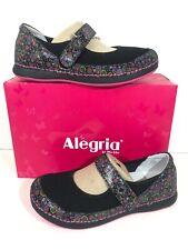 Alegria By PG Lite Gem-391 Women's Size 37 Pin Wheel Mini Mary Jane Shoes X-26