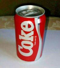 """""""New"""" Coke Can (1980's Coca-Cola) new formula ERROR (unopened, empty can) RARE!"""