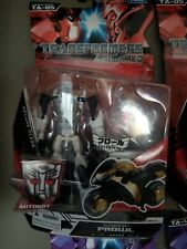 Transformers Animated Deluxe Autobot Elite Guard Prowl Exclusive