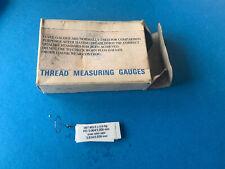 M3.5 X .6 6g Thread Measuring Coil Wire Gauge