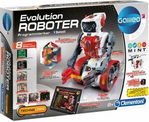 Clementoni - Galileo Evolution Roboter - Programmierbar - Gebraucht
