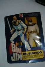"""BIG JIM MATTEL"""" DR. BUSHIDO    """" NEVER REMOVED FROM THE BOX"""