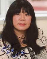 Anna Sui AUTOGRAPH Signed 8x10 Photo ACOA
