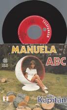 """7""""  Manuela – ABC / Kapitän"""
