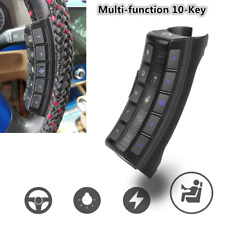 10-Key Steering Wheel Controller Button For 2 Din Andriod Radio Stereo Player