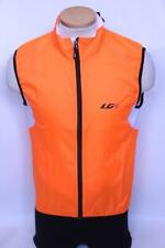 New Louis Garneau Men's Nova Vest Road Bike Cycling Orange Small
