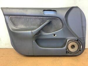 99-00 Civic 4Dr DX Left Front Driver Side Door Panel Lining Gray Liner OEM