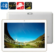 10.1 Inch IPS Screen, 3G Android 4.4 Tablet, Wi-Fi, Bluetooth 4.0, 1GB RAM, OTG