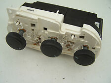 Honda Civic (2001-2004) Heater controls