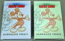 Micky Maus - Reprint Kassette 1956 1+2  komplett  Neu & OVP