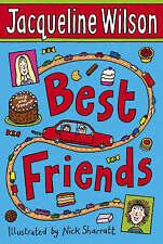 Best Friends by Jacqueline Wilson (Paperback) New Book
