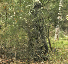 Camouflage Woodland 3D Ghillie SuitBionic Training Bowhunt Ghillie Suit
