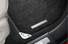 Range Rover Evoque Premium Black Carpet Mats - RHD - VPLAS0201PVJ