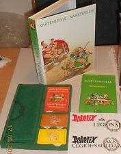 Asterix Spiele Edition  Kartenspiele   sehr gut   nicht im Handel erhältlich 33