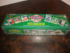 1990 Upper Deck Baseball---Complete Set---Factory Sealed---1-800---Sosa RC--Mint