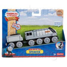 USA TALKING & LIGHT SPENCER Thomas Wooden train NEW IN BOX