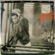 RAMAZZOTTI EROS HEROS DE HOY LP 1986 SPAGNOLO