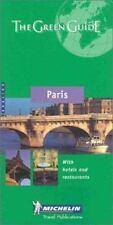 Michelin the Green Guide Paris Michelin Green Guides