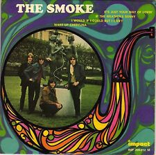 """THE SMOKE IF THE WEATHER IS SUNNY FRENCH ORIG EP 45 PS 7"""""""