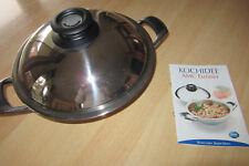 AMC  Eurasia Kochtopf , 4liter,28cm durchmesser, WOK, Pfanne,TOP+Kochheft+