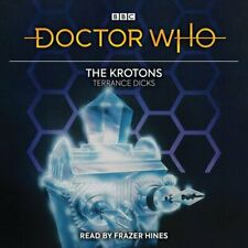 Doctor Who: The Krotons 2nd Doctor Novelisation by Terrance Dicks 9781787539433