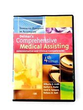 Delmar's Comprehensive Medical Assisting Clinical Competencies 4th Edition CD