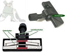TOP Bodendüse, 2 Gleitrollen für Teppich & Hartböden universal, 30-37mm