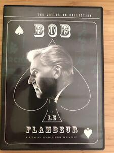 Bob Le Flambeur (Melville) - Criterion DVD