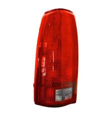 NEW LEFT TAIL LIGHT LENS & HOUSING FITS GMC CHEVROLET K1500 C1500 C2500 16506355