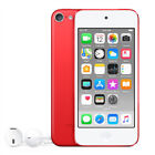 New Apple iPod Touch 6th Gen 128GB Red A8 8MP Cam - Unused - Warranty