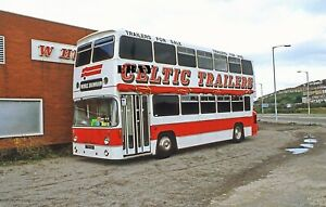 Bus Photo: ex-SOUTHAMPTON Leyland Atlantean n TTR159H Non-PSV Mobile Showroom