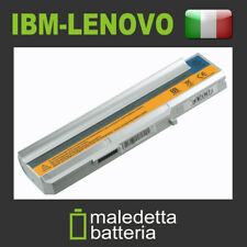 Batteria ARGENTO 10.8-11.1V 5200mAh per ibm-lenovo 3000-N100