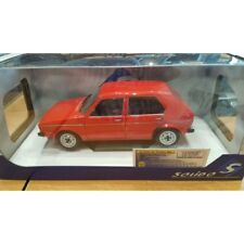 VOLKSWAGEN GOLF L Type 1 ROUGE SOLIDO 1/18 1:18 Ref: S1800204