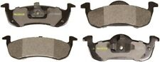 For Ford Expedition Lincoln Navigator Rear Disc Brake Pad Set Monroe